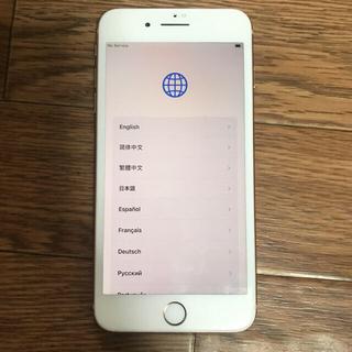 アイフォーン(iPhone)のSIMフリー iPhone6s 64GB ゴールド(スマートフォン本体)