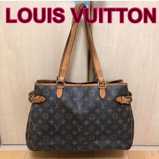 LOUIS VUITTON - 【LOUIS VUITTON】バティニョール・オリゾンタル トートバッグ
