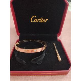 Cartier - ❀美品!カルティエCartier ブレスレット 19cm 刻印 男女兼用