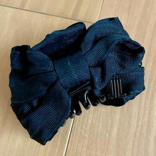 ランバンオンブルー(LANVIN en Bleu)の未使用 ランバンオンブルー ヘアクリップ(バレッタ/ヘアクリップ)