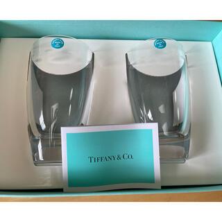 ティファニー(Tiffany & Co.)の新品未使用Tiffany♡グラマシーHBグラス(グラス/カップ)