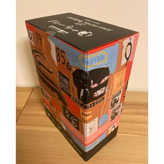 メディコムトイ(MEDICOM TOY)の新品 ベアブリック Andy Warhol × BASQUIAT #2(その他)