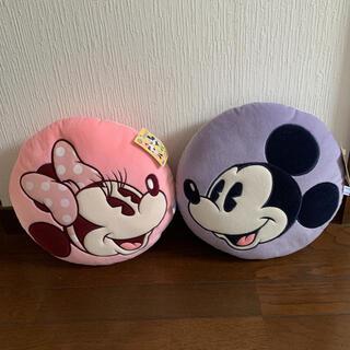 Disney - ミッキー &ミニー クッション 非売品