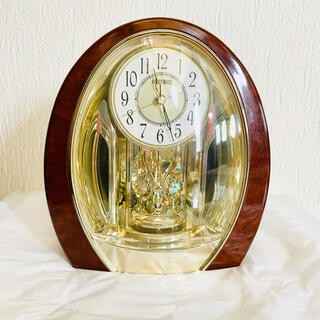 SEIKO - SEIKO セイコー 置時計