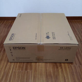 EPSON - EPSON EB-L615U ビジネスプロジェクター(新品・未使用品)
