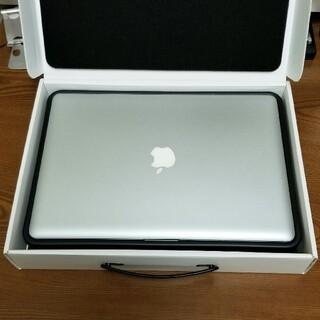 Apple - 超美品 Macbook Pro 15インチ SSD128GB office付