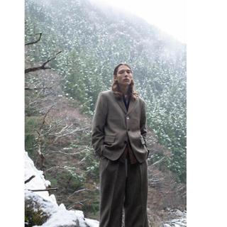 JOHN LAWRENCE SULLIVAN - MASU エムエーエスユー MELANGE TWEED セットアップ