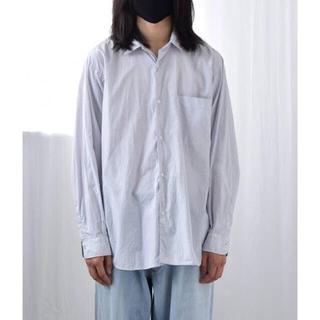 COMOLI - comoli 21ss コモリ ポプリンシャツ 2