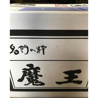 魔王720ml1ケース(12本) 詰口年月日2021.09.02 詰口新しいです(焼酎)