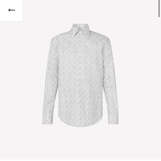LOUIS VUITTON - タグ付き LOUIS VUITTON 2021ss シグネイチャーシャツ XL