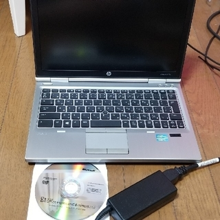 HP - Bおまけ オフィス付 高速 SSD 240GB メモリ10GB W10 コアi5
