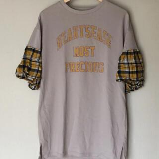 アズノウアズ(AS KNOW AS)のアズノウアズ ロングTシャツ(Tシャツ(半袖/袖なし))