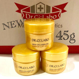 Dr.Ci Labo - ドクターシーラボ 最新版アクアコラーゲンゲルエンリッチリフトEX20 15g3点