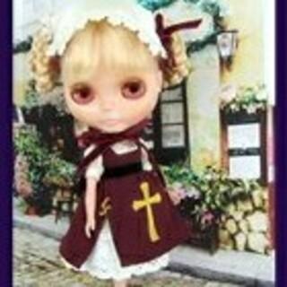 タカラトミー(Takara Tomy)の🌰セール🍄 未使用 ネオブライス 衣装「アップルスィートエンジェル」難あり(人形)
