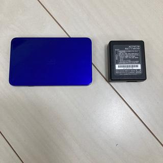 au - Speed Wi-Fi NEXT WX01 UQ WiMAX2+