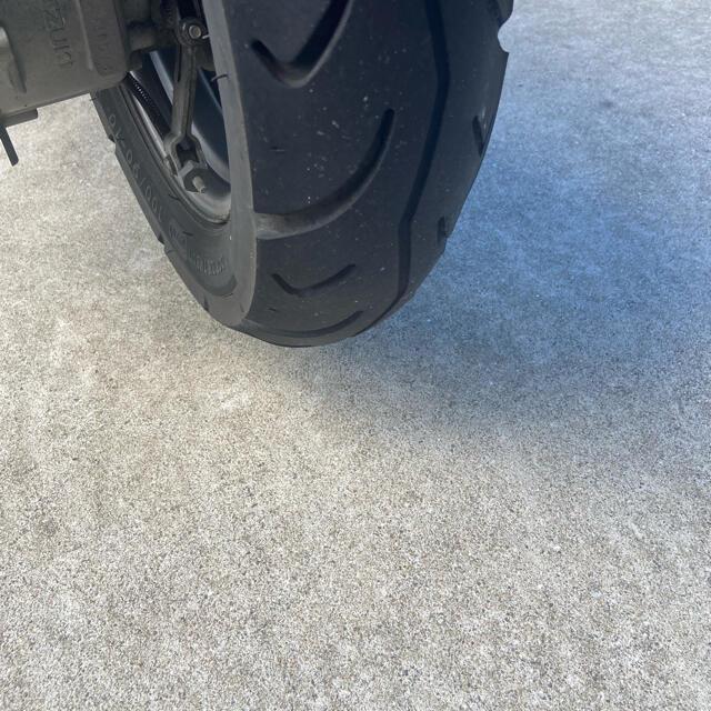 スズキ(スズキ)のアドレスV100 実働 通勤使用 バイク、スクーター等足が必要な方 自動車/バイクのバイク(車体)の商品写真