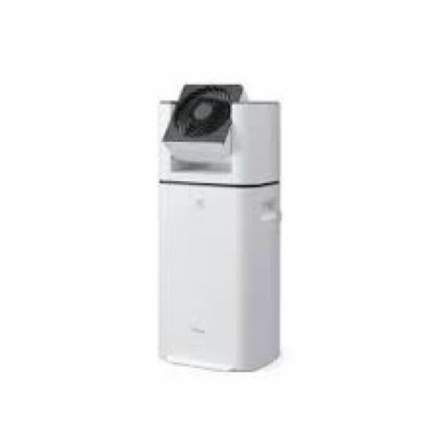 アイリスオーヤマ(アイリスオーヤマ)のサーキュレーター付き除湿機 5L KIJDC-L50 スマホ/家電/カメラの生活家電(衣類乾燥機)の商品写真