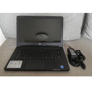 デル(DELL)のInspiron 14 5000シリーズ 5458(ノートPC)