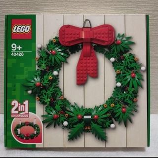 レゴ(Lego)のLEGO レゴ クリスマスリース(その他)
