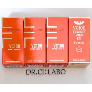 Dr.Ci Labo - ドクターシーラボ 新品未開封 VC100エッセンスローションEX 28ml4点