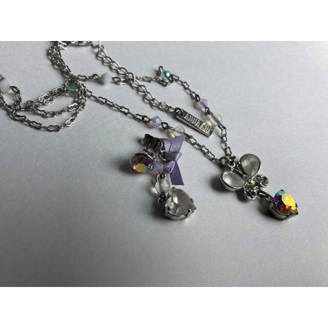 ANNA SUI(アナスイ)のANNA SUI ネックレス & ピアス レディースのアクセサリー(ネックレス)の商品写真