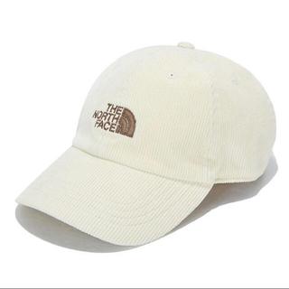 THE NORTH FACE - 即購入OK ノースフェイス コーデュロイ キャップ 帽子
