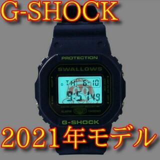 G-SHOCK - G-SHOCK 2021年 Swallows モデルジーショック