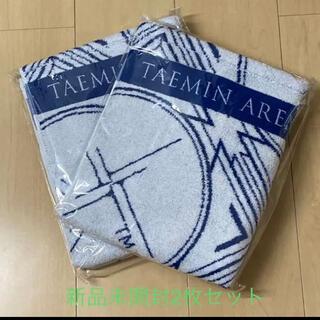 SHINee - SHINee  テミン  フード付きタオル 2枚セット