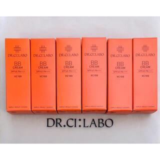 Dr.Ci Labo - ドクターシーラボ 新品未開封 BBクリームVC100 7g6点(42g)