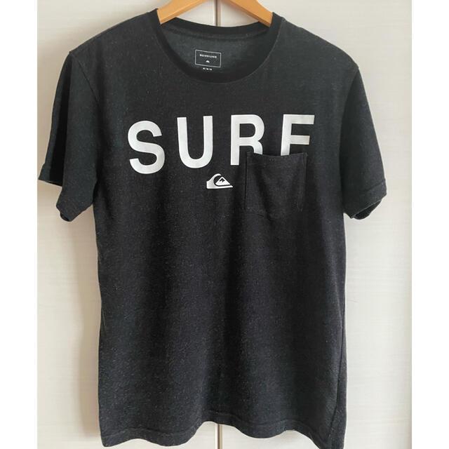 QUIKSILVER(クイックシルバー)のQUIKSILVER(クイックシルバー) 半袖  Mサイズ メンズのトップス(Tシャツ/カットソー(半袖/袖なし))の商品写真