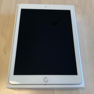 Apple - 【美品】iPad 2018(第6世代)32GB Wi-Fi版 シルバー