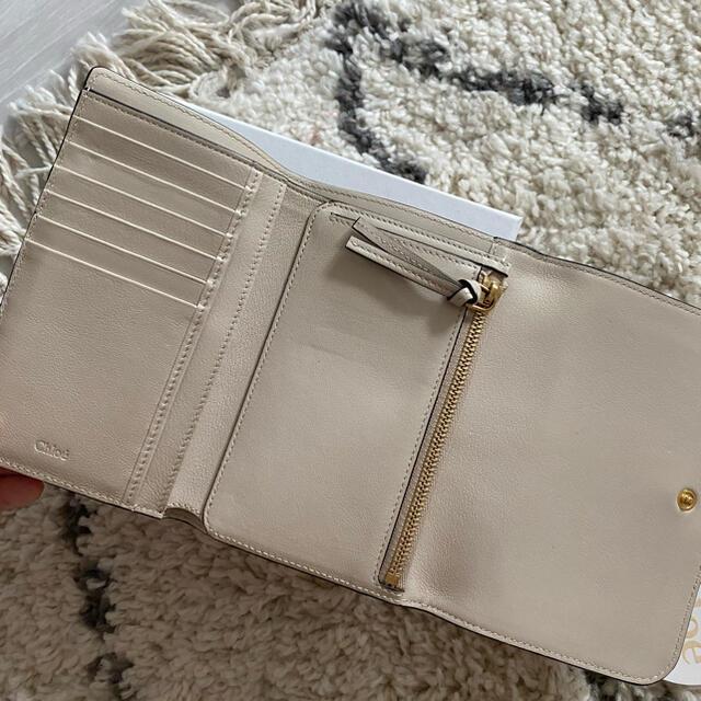 Chloe(クロエ)のクロエ alphabet wallet レディースのファッション小物(財布)の商品写真
