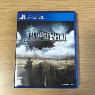 ファイナルファンタジーXV PS4