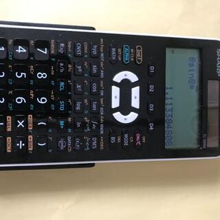 シャープ(SHARP)の関数電卓 SHARP EL-520M(オフィス用品一般)