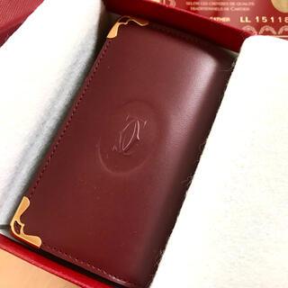 Cartier - 未使用、極美品 カルティエ 6連キーケース