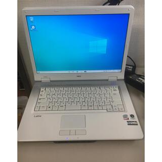 NEC - NEC windows10 ノートパソコン