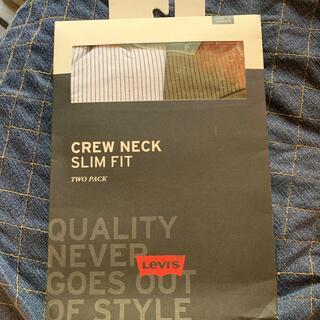 リーバイス(Levi's)のリーバイス(LEVIS) スリム2パック クルーネックTシャツ(Tシャツ/カットソー(半袖/袖なし))