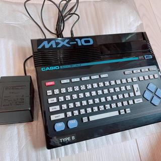 CASIO - CASIO MSX MX-10