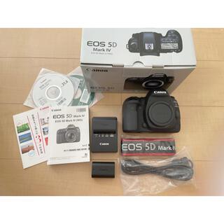 限定値下げ Canon EOS 5D Mark Ⅳ ボディ キャノン バッテリー