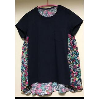 sacai - sacai 花柄Tシャツ