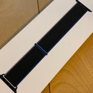Apple Watch - 未開封 Apple Watch 純正 スポーツループ チャコール 44mm