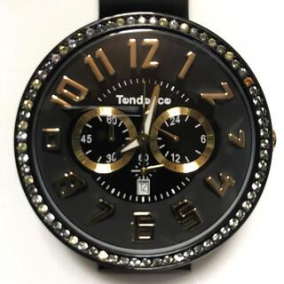 テンデンス(Tendence)のテンデンス 激レア限定腕時計(腕時計(デジタル))