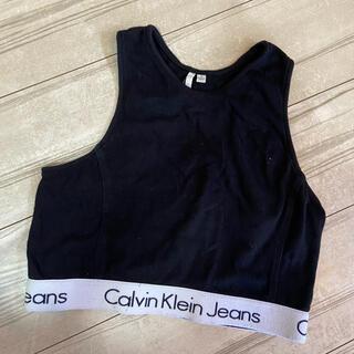 Calvin Klein - CalvinKlein タンクトップ