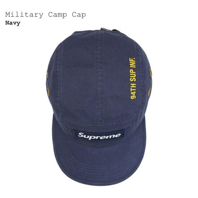 Supreme(シュプリーム)のシュプリーム Military Camp Cap メンズの帽子(キャップ)の商品写真