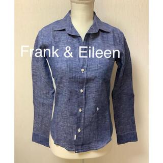フランクアンドアイリーン(Frank&Eileen)のFrank & Eileen リネンシャツ フランク&アイリーン (シャツ/ブラウス(長袖/七分))