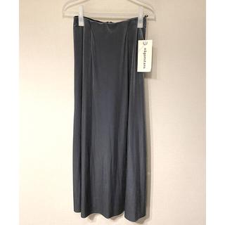 ENFOLD - ★新品タグ付き★nagonstans PANAMAカットロングスカート