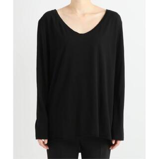 L'Appartement DEUXIEME CLASSE - AP STUDIO 美品TAFCOT Tシャツ黒
