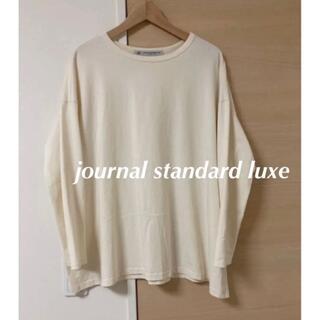 ジャーナルスタンダード(JOURNAL STANDARD)のジャーナルスタンダードラックス⭐︎デラヴェ テンジク トレープロンT(Tシャツ(長袖/七分))