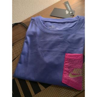 NIKE - 新品 NIKE Pocket T blueviolet  M