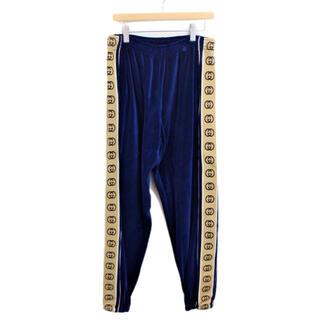 Gucci - ✨販売証明書あり✨GUCCI ロゴ GG トラック パンツ ジャージ Sサイズ